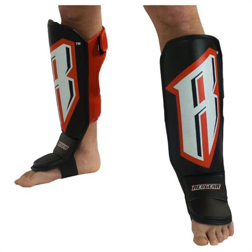Revgear Revgear Open Back Shin Guards